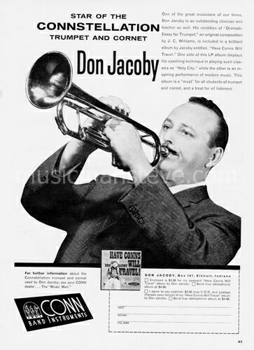 dramatic essay for trumpet and band Find louis armstrong biography and history on allmusic as a trumpet virtuoso he studied music there and played cornet and bugle in the school band.
